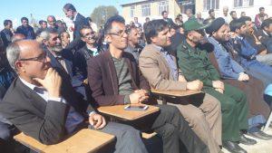 جشن بزرگ کمیته روستایی وعشایری در روستای «سواری» سرفاریاب برگزارشد