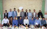 توزیع لوازم و تجهیزات ورزشی بین مدارس شهرستان چرام