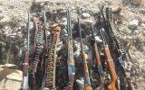 دستگیری ۱۳ شکارچی متخلف در نقاط سردسیری شهرستان چرام