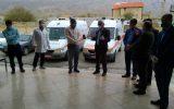 رایزنی موحد نتیجه داد/یزدان پناه برای بررسی کمبود تجهیزات به چرام آمد