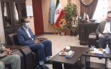 قدردانی رئیس سازمان  صنعت ،معدن و تجارت از خدمات دستگاه قضا در استان+ تصویر