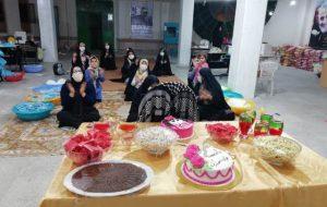 برگزاری جشن میلاد حضرت معصومه(س) در مسجد توحید دهدشت + تصاویر