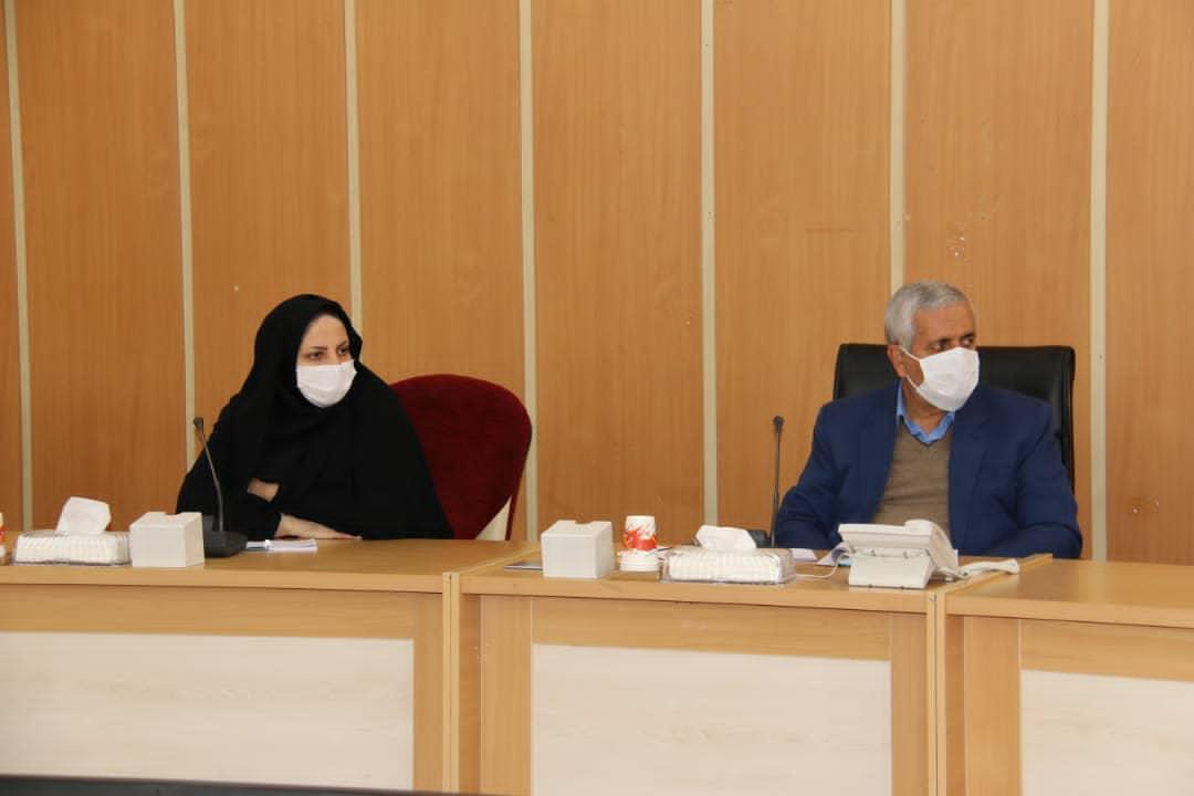 نشست هماهنگی طرح پویش ایران مهریان  ( اکرام ایتام  هر کارمند یک حامی)