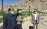 بازدید فرماندارومدیرجهادکشاورزی شهرستان چرام ازبزرگترین طرح پرواربندی شترمرغ جنوب کشور+تصاویر