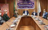 برگزاری مراسم تکریم ومعارفه دادستان عمومی وانقلاب شهرستان چرام+تصاویر