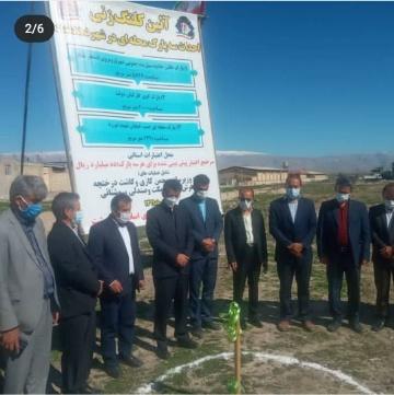 توسعه محله های محروم دهدشت شتاب می گیرد/افتتاح پارک خائیز کوی گلزار در مهرماه سال جاری